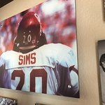 Billy Sims BBQ Foto