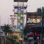 Destin Harbor Boardwalk Photo