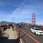 旧金山街头骑行之旅照片