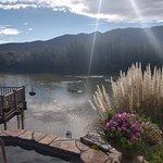 Riverbend Hot Springs-bild