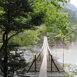 Photo of Yume no Tsuribashi Suspension Bridge