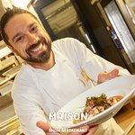 Chef Emmanuele Cucchi