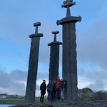 Swords in Rock fényképe