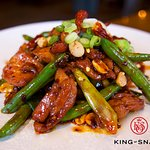 Our Kung Pao Chicken is a firm favourite at King of Snake Restaurant