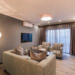 Harbour Suite Lounge