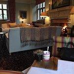 Foto van Afternoon Tea at Great Fosters
