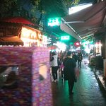 Muslim Quarter Foto