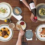 Foto de Haute Cabrière Restaurant