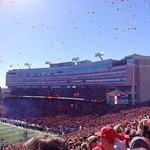 ภาพถ่ายของ Memorial Stadium