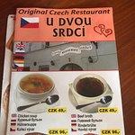 Фотография Restaurace U Dvou Srdci