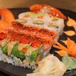le creazioni degli Chef Sushi Shop