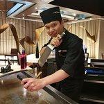 Photo of Nami Teppanyaki Steakhouse - at the JW Marriott Hotel Bangkok