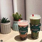Shaker Bubble & Tea Lovers照片