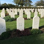 Photo of British War Cemetery