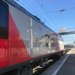 Photo de High-speed Train Lastochka