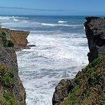 Photo of Pancake Rocks and Blowholes Walk
