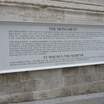 The Monument to the Great Fire of London resmi