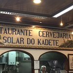 Photo of Restaurante Cervejaria Solar do Kadete