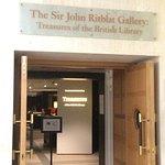 صورة فوتوغرافية لـ British Library