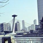 Auge von Tianjin Foto