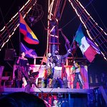 Photo of Pirate Show Cancun Jolly Roger