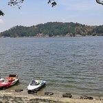 Zdjęcie Ngebel Lake