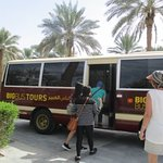 Big Bus Tours Abu Dhabi Foto