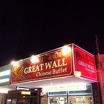 Billede af Great Wall Chinese Buffet Restaurant