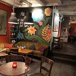Bilde fra Cafe Sør