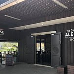 Welcome to Speight Ale House Stonefields via our improved front entrance.