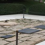 Photo of John F. Kennedy Grave Site