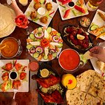 Authentic Indian Food