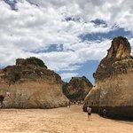 Photo de Praia dos Três Irmãos