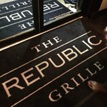 Foto de The Republic Grille