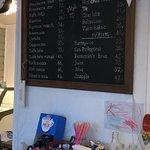 Bilde fra Kystpikene café