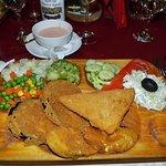 Restaurant Hotel Sighisoara Foto