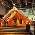 Fotografia lokality Museum of New Zealand (Te Papa Tongarewa)