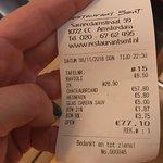 Bilde fra Brasserie SenT