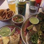 Bilde fra La Capital Tacos