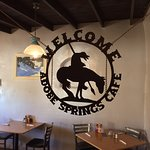 Foto de Adobe Springs Cafe