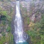 Jinggangshan Longtan Waterfall Foto
