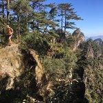 Photo of Mt. Huangshan (Yellow Mountain)