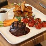 Foto van Sherwoods Restaurant & Bar