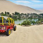Paracas and Huacachina from Lima with Ballestas Islands and Sand Boarding