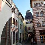 Foto de Courtyard of Europe