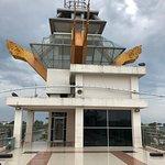Siring Watch Towers Martapura River Foto