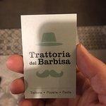 Photo de Trattoria del Barbisa