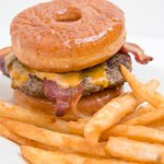 The Donut Burger