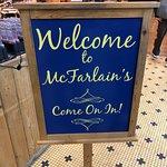 Foto di McFarlain's Family Restaurant