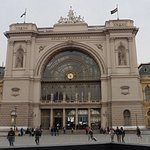 Photo of Keleti Railway Station